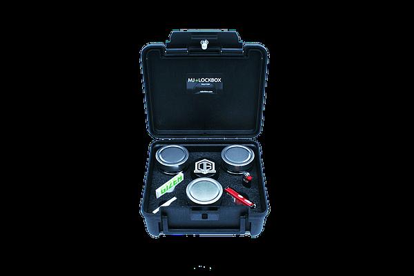 Triple Treat Lockbox Stashbox